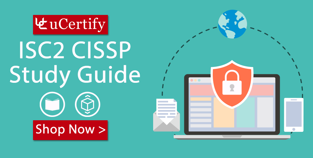 Prepare and Pass The CISSP Exam With uCertify course