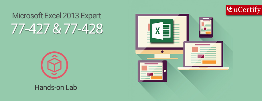 excel-2013-expert-lab : Microsoft Excel 2013 Expert Lab (77-427 & 77-428)