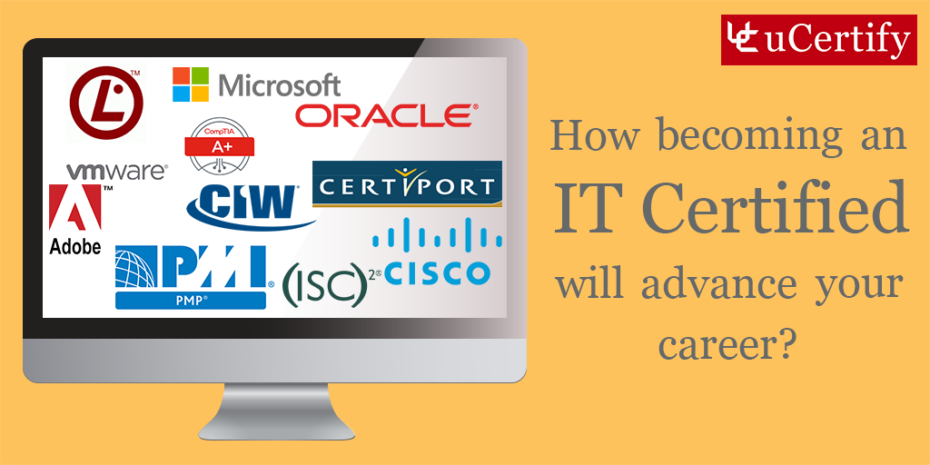 How Becoming An It Certified Will Advance Your Career