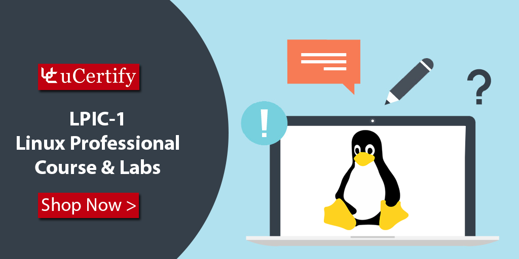 Linux Server Professional LPIC-1 Exam Course - uCertify