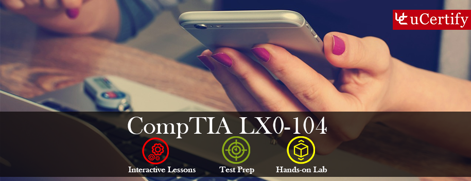 LX0-104-complete : Linux+ Powered by LPI - Exam 2 (Course & Lab)