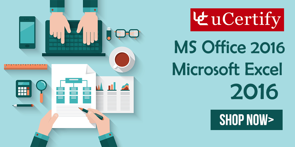 MS office 2016-uCertify