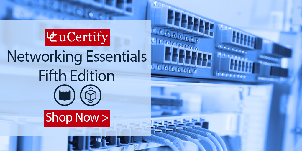 Learn Networking Essentials Skills With The uCertify Study Guide