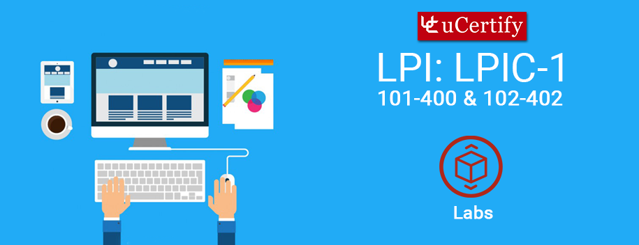 Pearson-101-400-102-400-lab : CompTIA® Linux / LPIC-1 Labs