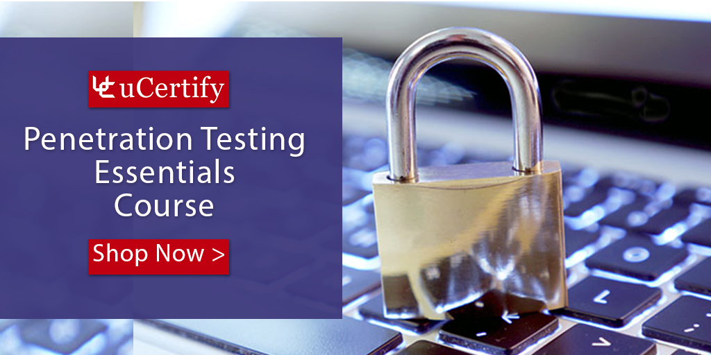 uCertify Releases Course For Penetration Testing Essentials