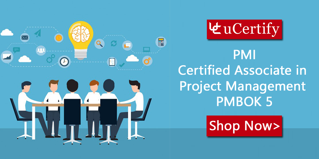Be A Pmi Capm Certified Professional With Ucertify