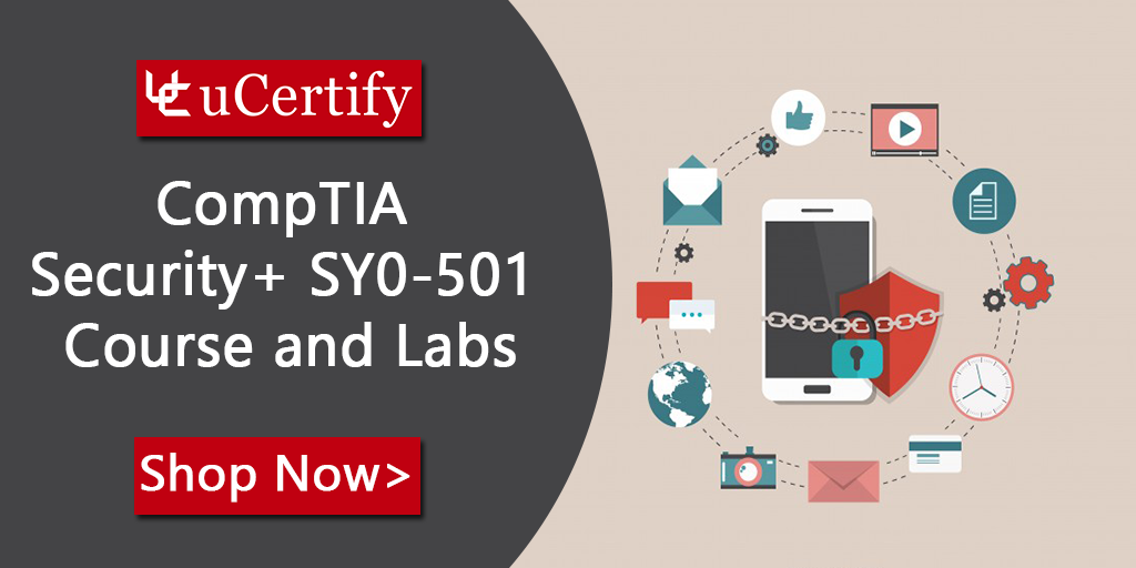 Pass The SY0-501 Examm With uCertify Complete Course