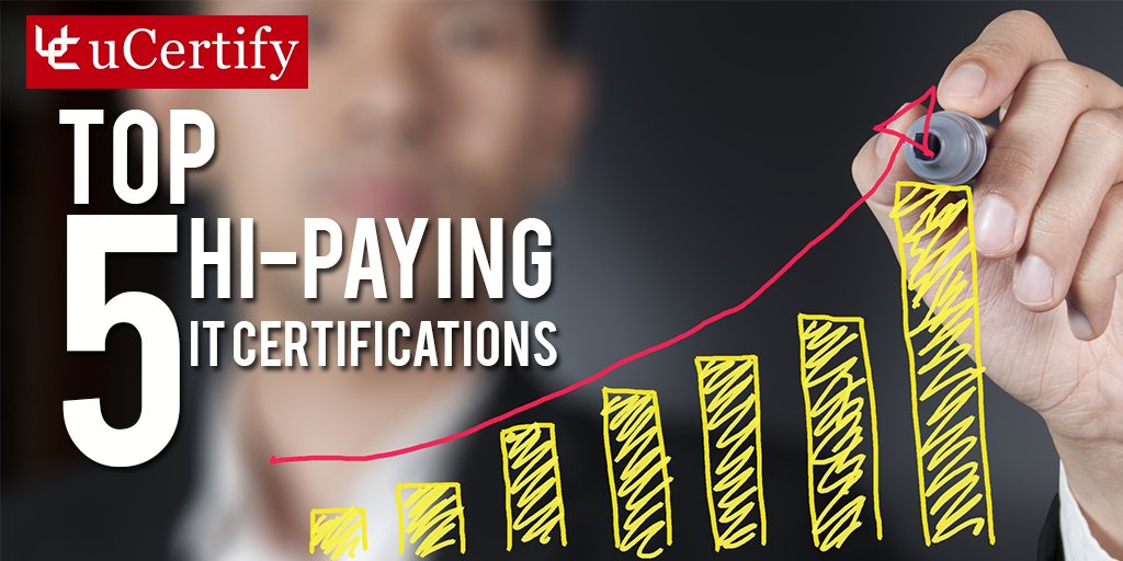 Top Hi Paying It Certifications