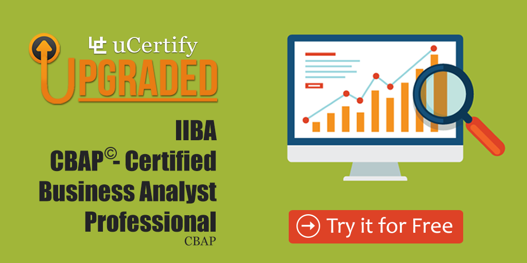 Upgraded Cbap Certified Business Analyst Professional