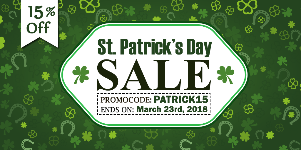 Steal The Deal At uCertify On St. Patrick Day Sale