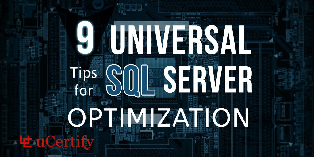 uCertify SQL Server Certification