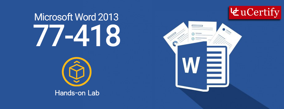 word-2013-lab : Microsoft Word 2013 Lab