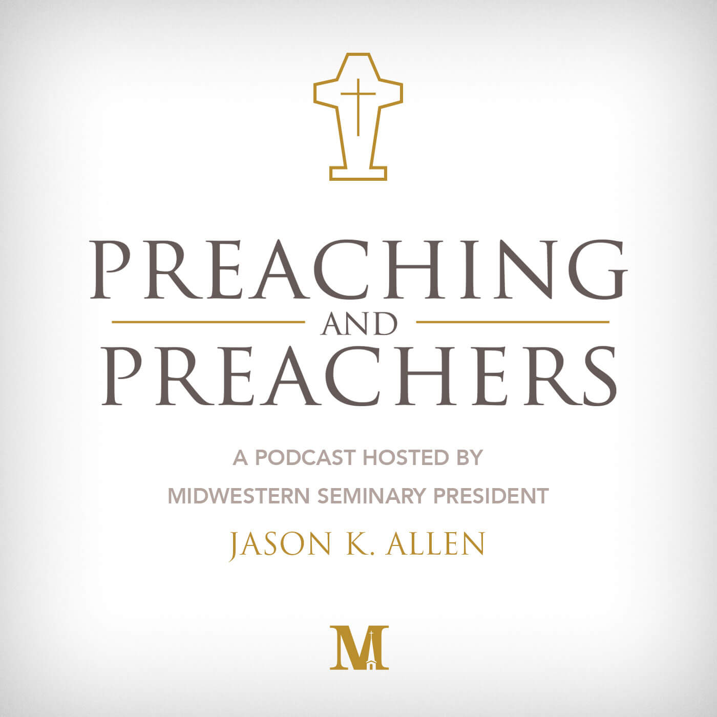 Preaching and Preachers podcast image