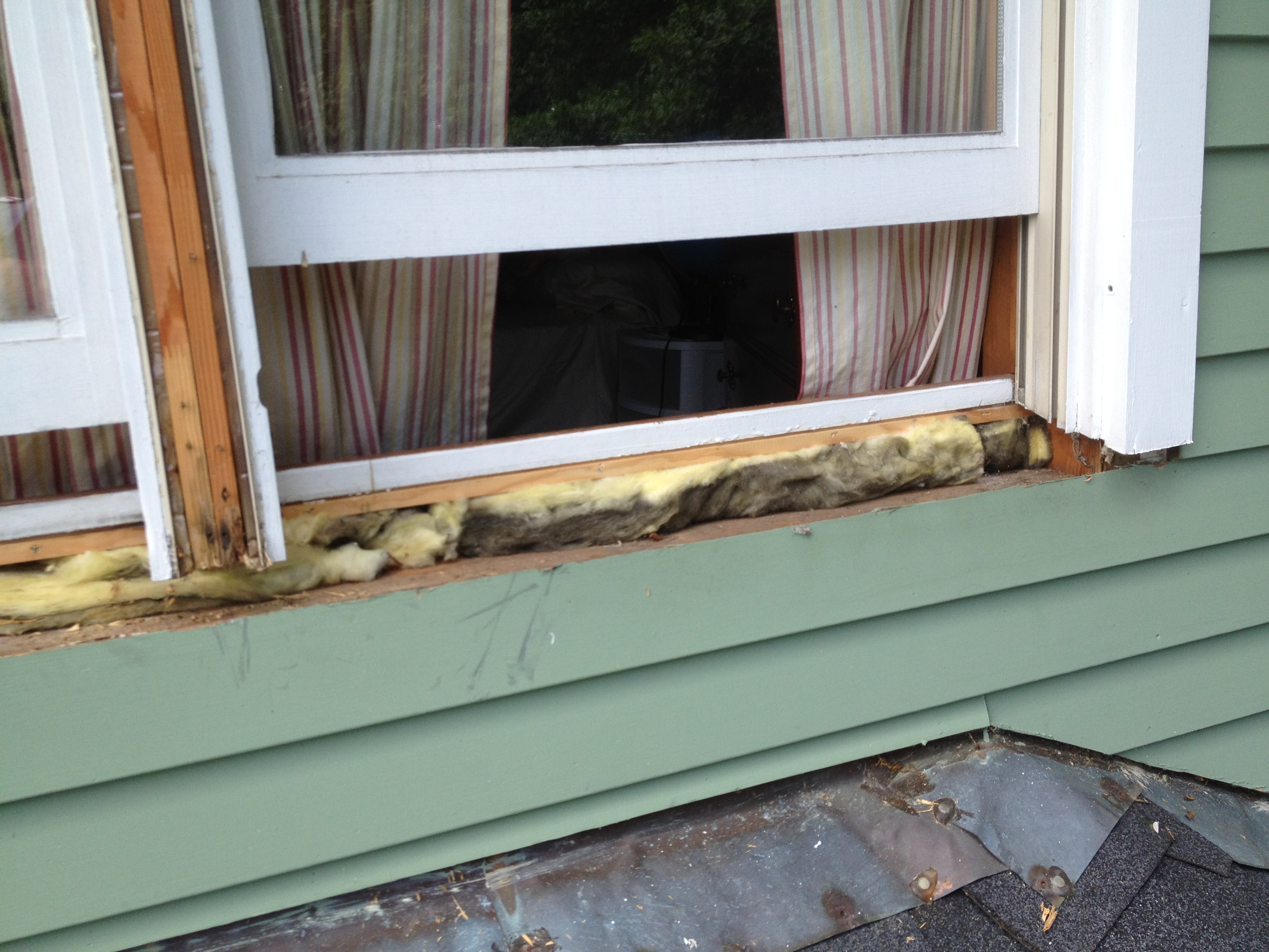 Window Sill And Trim Replacement Jkranz Carpentry