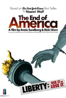 The End of America, Naomi Woolf, Break Thru Films, Annie Sundberg, Ricki Stern