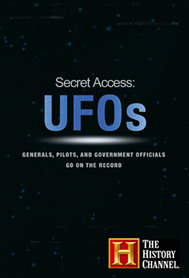 UFOs, Secret Access: UFOs on the Record, History Channel, UFO History Channel,Break Thru Films, Annie Sundberg, Ricki Stern