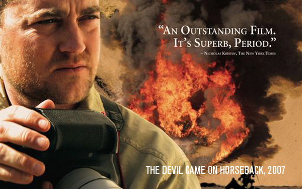 The Devil Came on Horseback, Darfur, Brian Steidle, Break Thru Films, Annie Sundberg, Ricki Stern