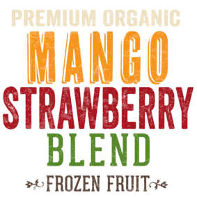Mango Strawberry Blend
