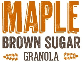 Maple Brown Sugar Granola