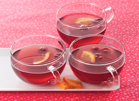 Raspberry-Ginger Cider