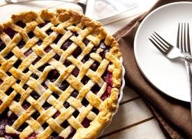 Cascadian Farm Harvest Berry Pie