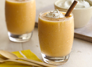 Pumpkin Peach Smoothie