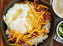 Bacon and Egg Savory Oats