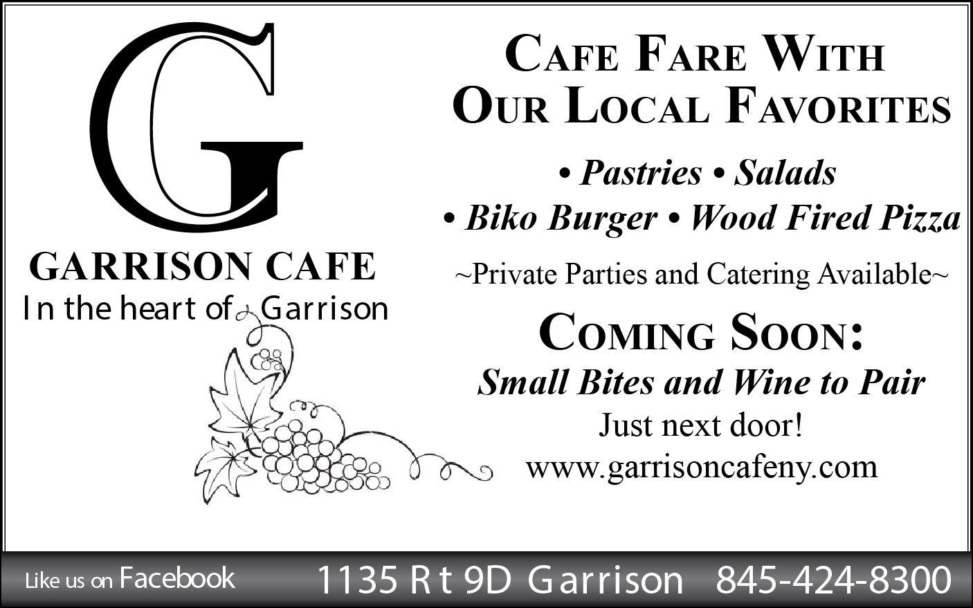 Garrison Cafe
