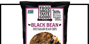 Black Bean Multigrain Chips
