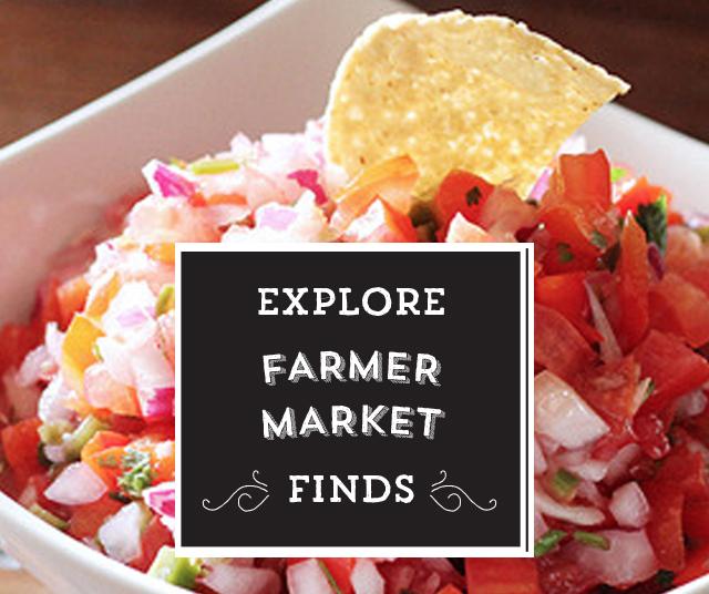 Farmer Market Finds