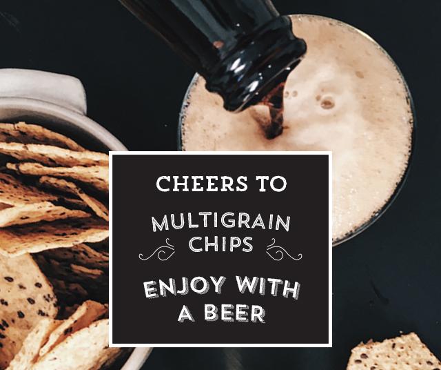 Beer Multigrain Chips