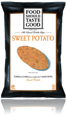 Food Should Taste Good Sweet Potato