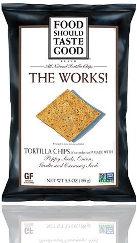 Food Should Taste Good The Works