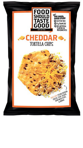 Cheddar Tortilla Chips