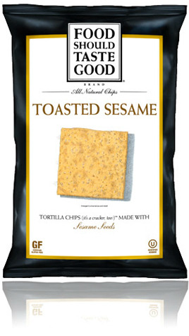 Food Should Taste Good Toasted Sesame