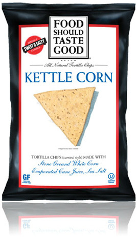 Food Should Taste Good Kettle Corn