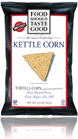 Food Should Taste Good Kettle Corn
