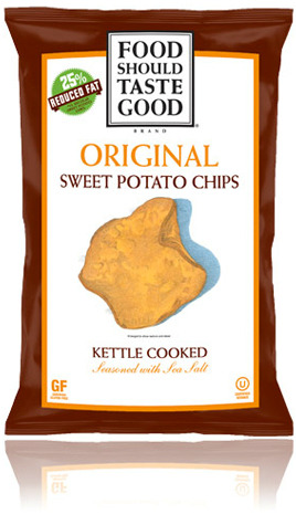 Food Should Taste Good Original Sweet Potato