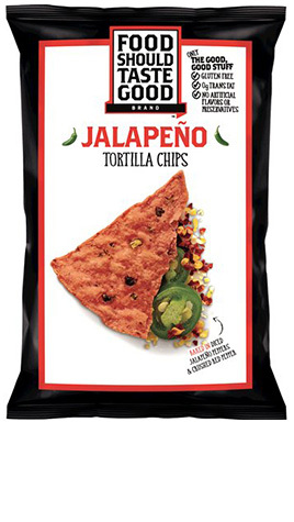 Jalapeño Tortilla Chips