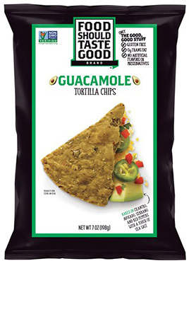 Guacamole Tortilla Chips