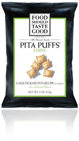Pita Puffs Chive