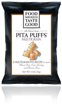 Pita Puffs Multigrain