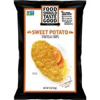 Sweet Potato Tortilla Chips