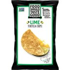 Lime Tortilla Chips