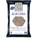 Food Should Taste Good Blue Corn