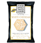 Food Should Taste Good White Cheddar