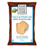 Food Should Taste Good Salt & Vinegar Sweet Potato