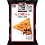 Kimchi Tortilla Chips