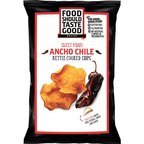Ancho Chile Sweet Potato Kettle Cooked Chips