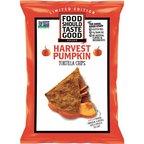 Harvest Pumpkin Tortilla Chips